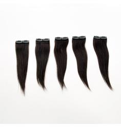 Aplique  Tic-Tac Cabelo Remy Velcro 40 cm - Lili Hair