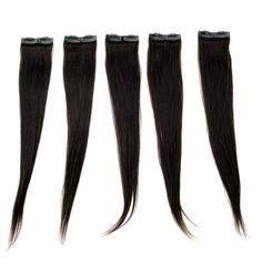 Aplique  Tic-Tac Cabelo Remy Velcro 70 cm - Lili Hair