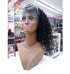 Aplique Turbante - Magic Wig - Lili Hair
