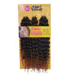 Cabelo Bio Fibra Black Beauty Jade Crochet Braid - Lili Hair