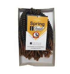 Cabelo Dejavu Spring Twist Crochet Braid - Lili Hair
