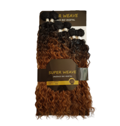 Cabelo Orgânico Bio Vegetal Super Weave Favorita - Lili Hair