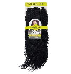 Cabelo Orgânico Fashion Line Poderosa Crochet Braid - Fashion Line