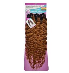 Cabelo Orgânico Sleek Crochet Braid Poli Brazilian Virgin Hair cor T2/27 - SleeK