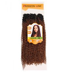 Cabelo Orgânico Viviana Crochet Braid Fashion Line - Fashion Line