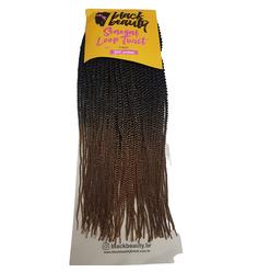 Cabelo Senegal Loop Twist 300 gramas Black Beauty - Lili Hair