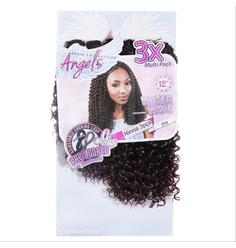 Cabelo Sintético Ninna - Lili Hair
