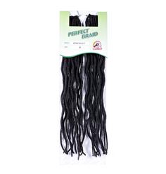 Cabelo Sintético Perfect Braid Soft Wavy Faux Loc - Lili Hair