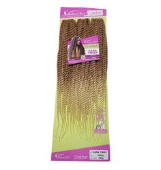 Cabelo Sintético Sara Twist crochet braid Modern Girl - Lili Hair