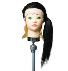 Capa silicone cabeça de treino sintético - Lili Hair