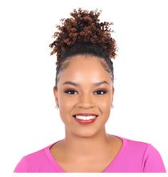 Coque Afro Puff JL 6117 - Lili Hair