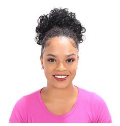 Coque Afro Puff JL 6157 - Lili Hair
