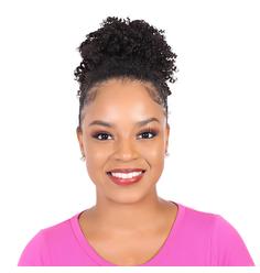 Coque Afro Puff - Lili Hair