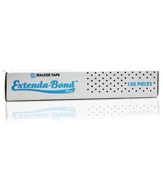 Fita Adesiva Extenda Bond Plus Azul Furado com 100 unidades - Lili Hair