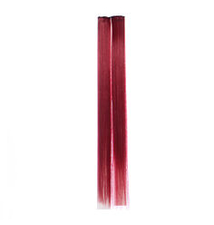 Mecha lisa tic tac color XFJ 161201 com 2 unidades - Lili Hair