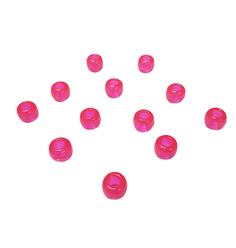 Miçanga Tererê Neon com 12 unidades core diversas - Lili Hair