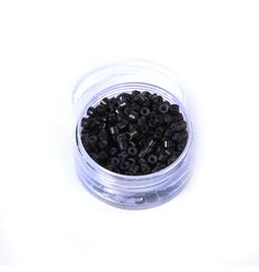Micro Rings Silicone com 500 unidades Microlink - Lili Hair