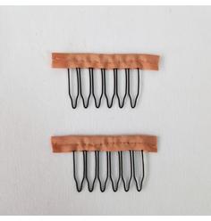 Pente Para Peruca com 2 unidades - Lili Hair