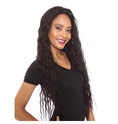 Peruca Front Lace Cachos & Ondas Suzanna  - Lili Hair