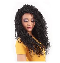 Peruca Orgânica Samba (confecção Lili Hair) - Lili Hair