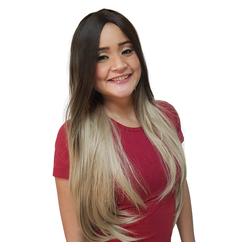 Peruca Wig Orgânica XJF-2082 - Lili Hair