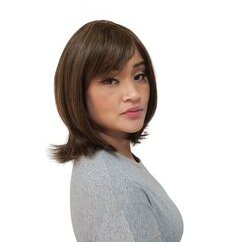 Peruca Wig Orgânica XJF 2090 - Lili Hair