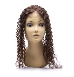 Prótese Nat Lace closure Cach 50 cm - Lili Hair