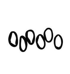 Rabicó Para Cabelo Xuxinha com 06 unidades preto - Lili Hair