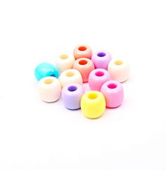 Terere Color Pastel com 12 unidades - Lili Hair