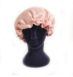 Touca Dupla Cetim com ajuste regulador - Lili Hair