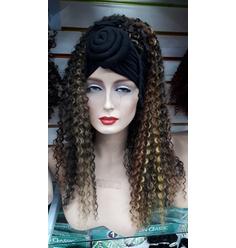 Turbante aplique - Magic Wig - Lili Hair
